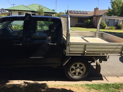 2011 Great Wall Ute with tradie tray