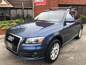 2010 Audi Q5 166K Certified warranty available AWD