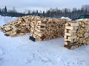 Dry Spruce Firewood