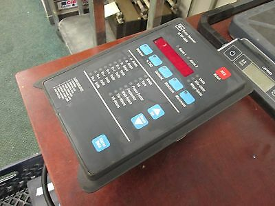 Cutler-hammer Iq Dp-4000 Control Panel 4d13110g01 W 3-phase Power Supply Used