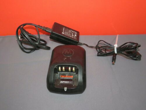 MOTOROLA WPLN4226A CHARGER WITH ADAPTER