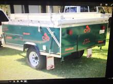 Cub Supamatic Drover Off Road Camper Trailer Mundingburra Townsville City Preview