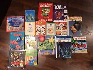 Éducative and entertaining children's books - Disney + games