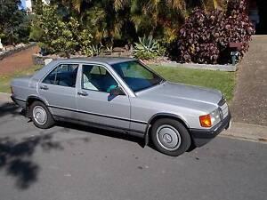 "1984 Mercedes-Benz 190 Sedan ""CLASSIC"" Ferny Grove Brisbane North West Preview"