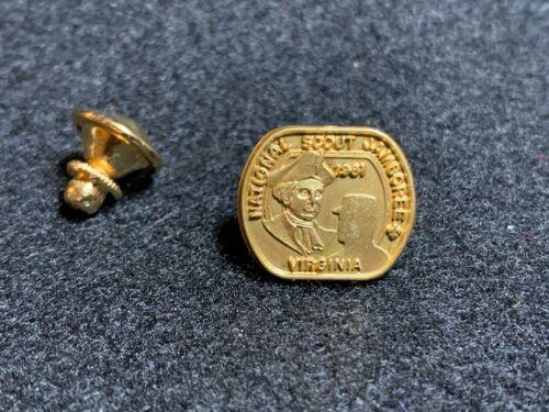1981 National Scout Jamboree Virginia Metal Pin