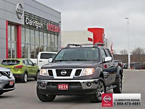 2015 Nissan Frontier SL 4X4 24,638 KMS JUST ARRIVED!
