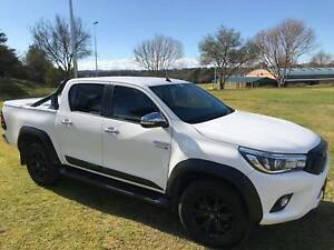 2017 Toyota Hilux TRD Dual Cab Yass Yass Valley Preview