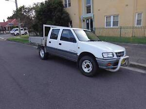 1999 Holden Rodeo LT Dual Cab 4x4 Hamilton Newcastle Area Preview