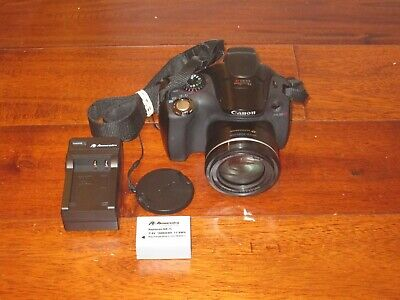 Canon PowerShot SX30 IS 14.1MP Digital Camera EXCELLENT COND.
