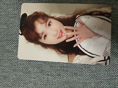 IZ*ONE IZONE 2ND MINI ALBUM HEART*IZ PHOTOCARD (CHOOSE URS