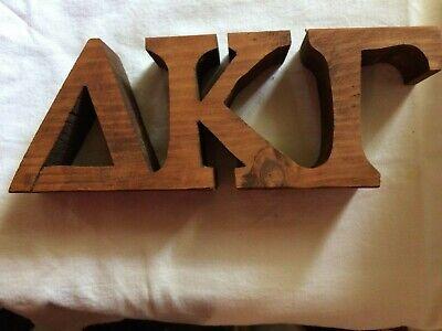 Delta Kappa Gamma Wooden Plaque