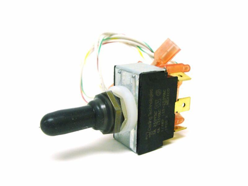 KB Forward-Stop-Reverse Switch Kit for KBAC, 9480 upc 024822094801