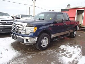 2012 FORD F-150 XLT SUPERCAB 6.5-FT.
