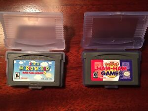 Jeux Gameboy Advance GBA