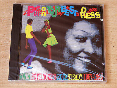 MINT & Sealed !! Put On Your Best Dress/1994 CD