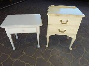 Grab 1 OR both - bedside table or side table Parramatta Parramatta Area Preview