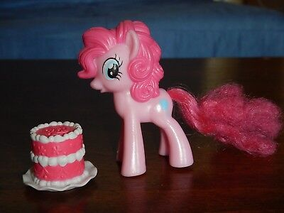 My Little Pony  - Princess Pinkie Pie & Cake - Hasbro