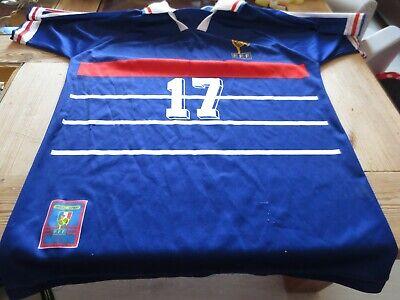 Maillot enfant équipe de France 98 Emmanuel Petit