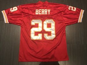 Reebok Eric Berry Kansas City Chiefs Football Jersey
