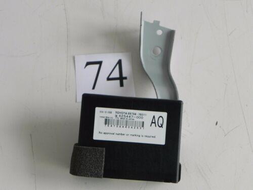 2011 LEXUS CT200H Immobilizer Anti Theft ECU 89784-76011 OME 108 #74