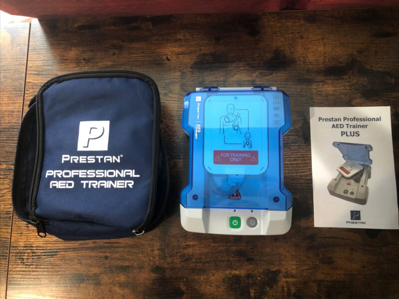 PRESTAN Professional AED Trainer Model PP-AEDT2 CPR