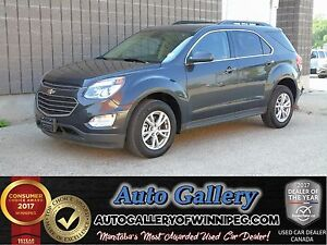 2016 Chevrolet Equinox LT AWD *Nav/Roof