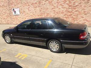 2001 WH Holden Caprice Sedan Windsor Hawkesbury Area Preview