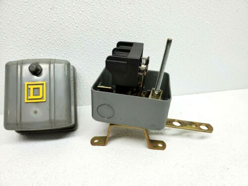 Square D 9036Gg2r Dpst Open Liquid Level Switch Open On Rise 115, 230 460-575Vac