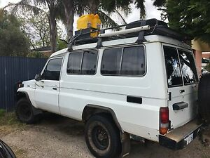 1991 Toyota LandCruiser troop carrier Eaton Dardanup Area Preview