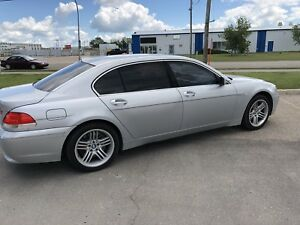 2005 BMW V12 760 LI LOW KMS FULLY LOADED ONE OF KIND