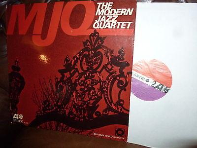 Modern Jazz Quartet, MJQ, Atlantic German Club Edition H 855, 1968