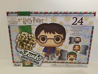 READ MISSING 1 POP Funko - Advent Calendar: Harry Potter 2020 New In Open Box