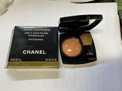 Chanel Joues Contraste 370 Elegance Powder Blush