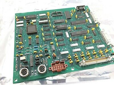 Stock Equipment D28672-1 Cpu Board Operation Panel - New