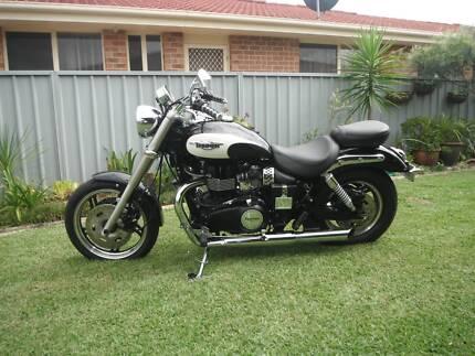 2008 Triumph Speedmaster MY2008 5sp 865cc
