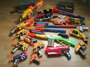 NERF and Toy Guns