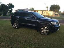 2011 Jeep Grand Cherokee Wagon Ayr Burdekin Area Preview