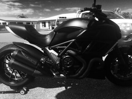 Ducati Diavel Condon Townsville Surrounds Preview