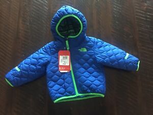 6-12 month winter North Face coat