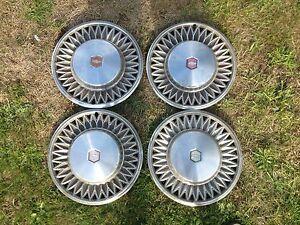 14 Inch Chev Wheel Covers