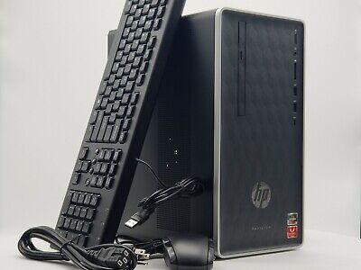HP Gaming PC - AMD Ryzen 3 - 16GB Memory - 256GB M.2 SSD + 1TB HD- Radeon Vega 8