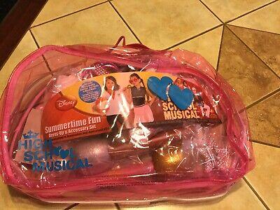 Dress Up Costume Kit High School Musical Gabriella Sharpay Summertime Fun NEW