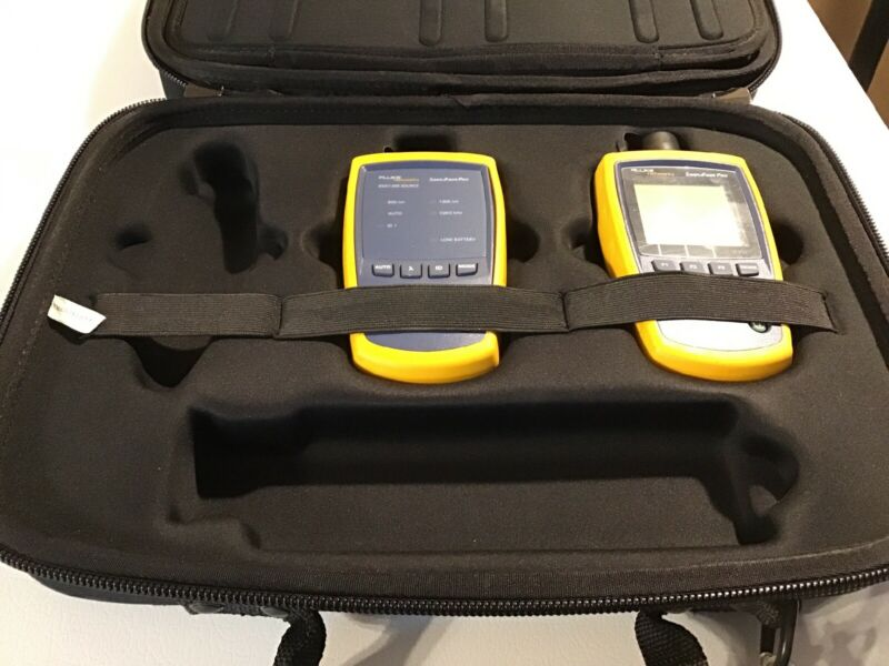 Fluke FTK1000 SimpliFiber Pro Multimode Tier 1 Test Set