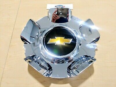 New Wheel Center Cap - 2009-2011 Chevrolet Silverado Tahoe Suburban & Avalanche