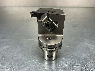 Kennametal Km32 Top Notch Indexable Grooving Tool Holder - Seat Size 4