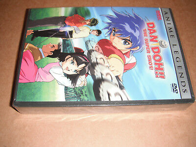 Dan Doh The Super Shot - Complete Collection DVD