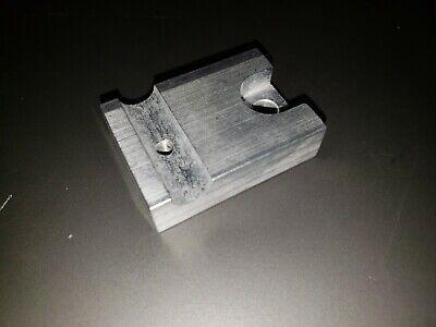 Ot-10222 Wedge Mount Block Aluminum Replaces Streamfeeder 44633014