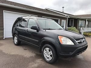 2004 honda crv NO RUST!!