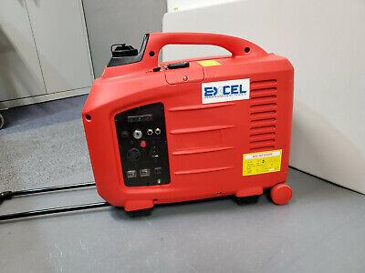 2600w Digital Inverter Generator With Remote Key Start 110v120v Rv Ready