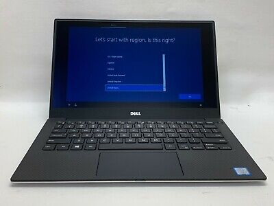 PREMIUM DELL XPS 13 9360 i5-7200U 2.5GHz 8GB 256GB FULL HD INFINITYEDGE GREAT